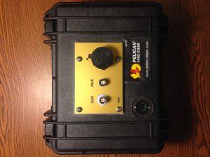 Photos of the SmartTrek Prototype.