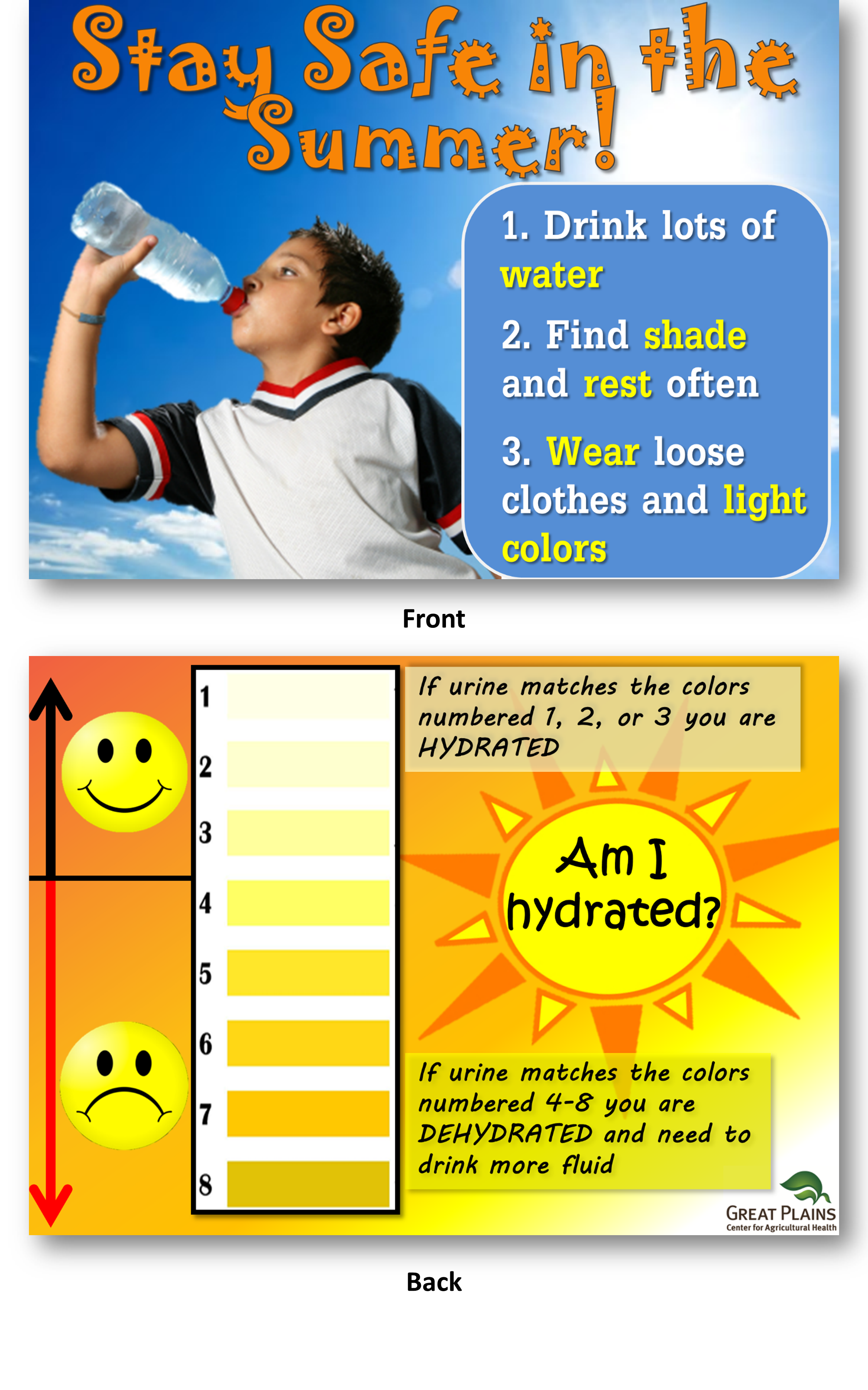 Heat Illness Prevention Great Plains Center For Agricultural Health