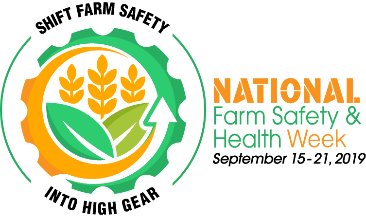 National Safety Week Logo